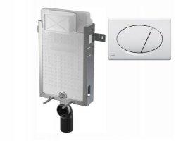 WC-Vorwandelement-Nassbau