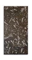 Badheizkörper Fossil Black aus Marmor
