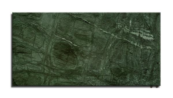 Badheizkörper Verde Guatemala aus Marmor