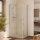 Duschkabine Eckeinstieg, 75-100 cm