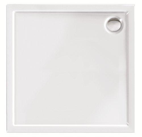 Duschwanne, 100 x 100 x 2,5 cm