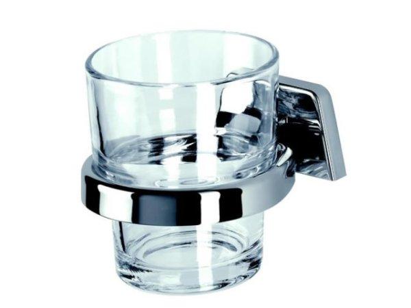 Glashalter mit Glasbecher Hotel Collection