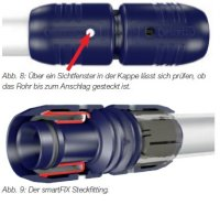 """smartFIX Metall-Übergangswinkel 90 Grad AG*, 25x3/4"""""""