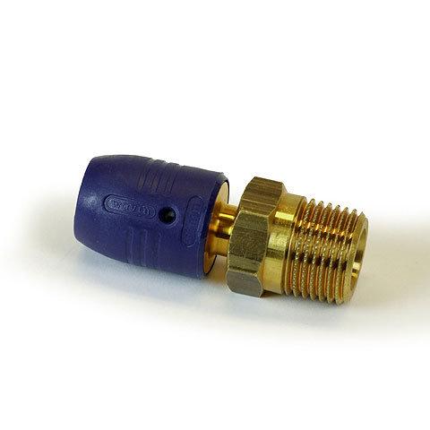 """smartFIX Metall-Übergangsnippel AG*, 16mm x 1/2"""""""