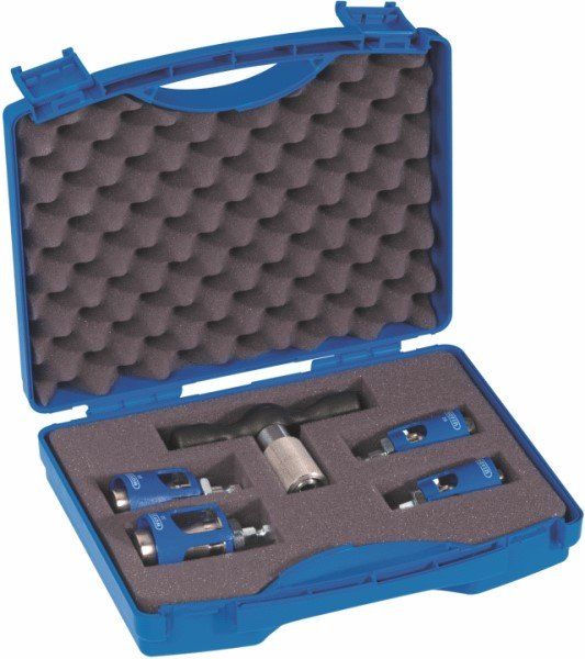 Wavin K1 - Kalibrierdorn Set ( 16 - 32 mm ) inkl. Haltegriff