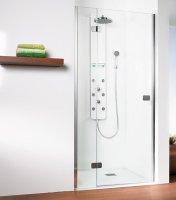 Duschkabine Nische mit Drehtür Premium Softcube, 90 x 200 cm