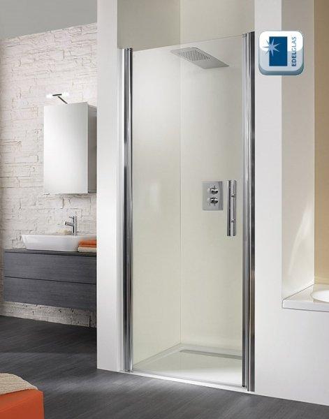 Duschkabine Nische mit Drehtür Exklusiv, 100 x 200 cm