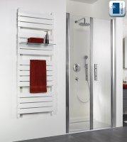 Duschkabine Nische mit Pendeltür Exklusiv, 90 x 200 cm