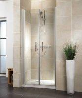 Duschkabine Nische mit Pendeltür Favorit Nova, 80 x 190 cm