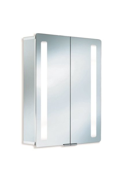 Spiegelschrank ASP-Softcube, 60 x 75 cm