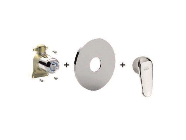 Duscharmatur Nima für Unterputz-Montage