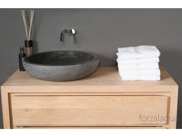 Naturstein Aufsatz-Waschtisch VERONA XL aus Granit