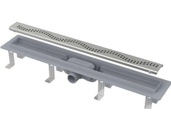 Bodenablaufrinne APZ8 850mm inkl. Edelstahlrost