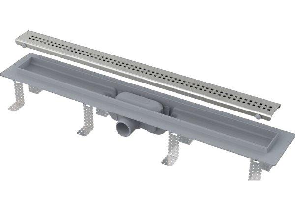 Bodenablaufrinne APZ9 850mm inkl. Edelstahlrost