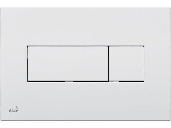 Betätigungsplatte M370 weiß