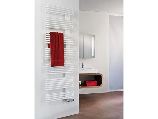Badheizkörper Premium, 600 x 1775 mm, silber