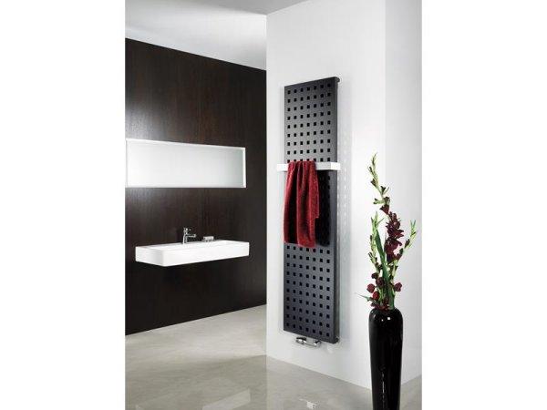 Badheizkörper Atelier, 477 x 1800 mm, chrom