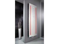 Designheizkörper Atelier LED, 608 x 1806 mm, weiß