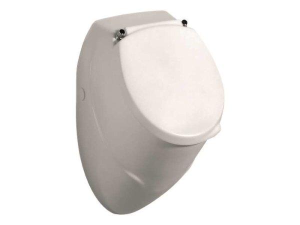 Urinal Komplett-Set mit Deckel