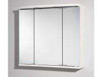 Spiegelschrank Doro, 68 x 60 cm, mit LED Beleuchtung, weiß