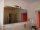 Infrarot-Spiegelheizkörper, 600 x 400 mm, Rahmen Alu 10mm, 210W
