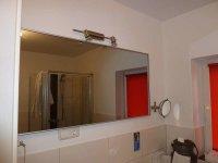 Infrarot-Spiegelheizkörper, 1400 x 600 mm, Rahmen...