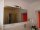 Infrarot-Spiegelheizkörper, 1400 x 600 mm, Rahmen Alu, 900W
