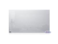 Rahmenloser Infrarotheizkörper, 1100 x 600 mm, weiss, 600W