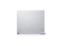 Rahmenloser Infrarotheizkörper, 700 x 600 mm, weiss, 400W