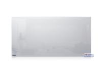 Rahmenloser Infrarotheizkörper, 1200 x 600 mm, weiss, 700W