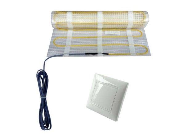Elektrische Fußbodenheizung HoWaTech Comfort Plus 300 - 9m²
