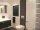 Infrarot Glasheizkörper 60x120cm 1050 Watt schwarz