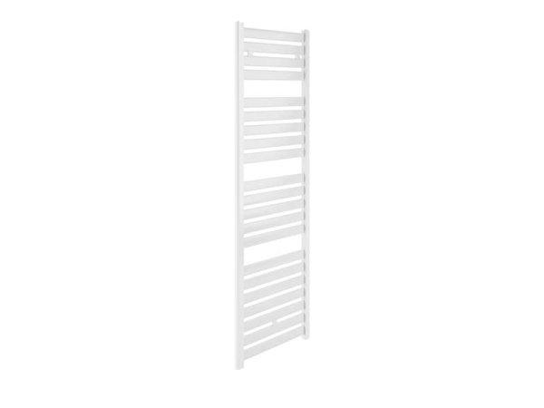 Badheizkörper Klagenfurt, 50 cm * 171,5 cm, weiß, gerade, Anschluss Mittelanschluss