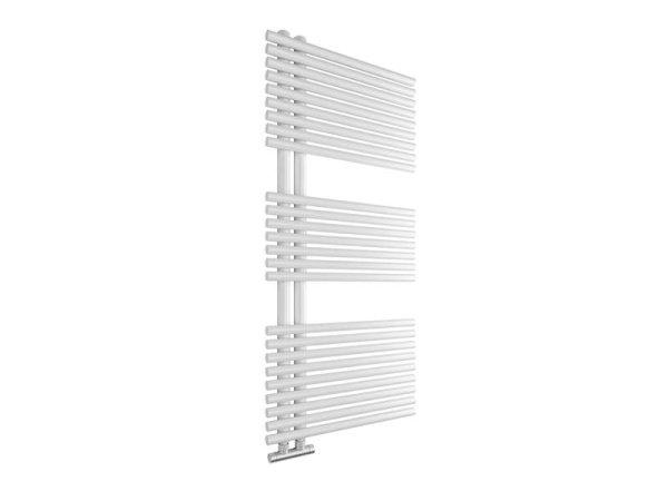 Design Badheizkörper Wien, 60 cm * 170 cm, weiß, gerade, Mittelanschluss