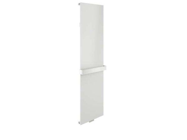 Design Badheizkörper Neustadt, 45 cm * 180 cm, weiß, gerade, Anschluss Mittelanschluss